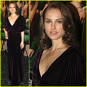 Natalie Portman Has a Good Momager