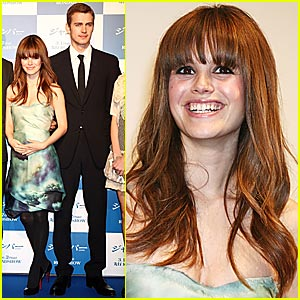 Rachel Bilson's Bangs -- HOT or NOT?