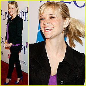 Reese Witherspoon @ Penelope Premiere