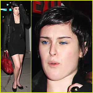 Rumer Willis: REJECTED!