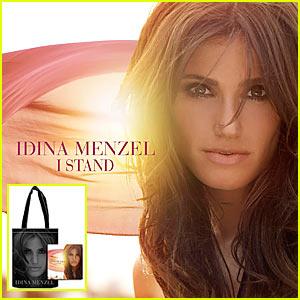 Win Idina Menzel's CD -- Special Edition!