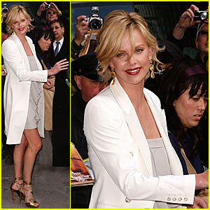 Charlize Theron is a U.S. Citizen