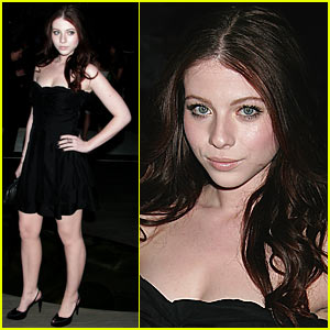 Michelle Trachtenberg is a Gossip Girl