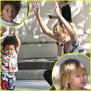 Heidi Klum: Hands Up, Baby, Hands Up!