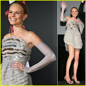 Kate Bosworth's Arm Sleeves -- YAY or NAY?