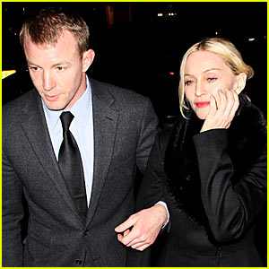 Madonna & Guy Ritchie: Still Going Strong