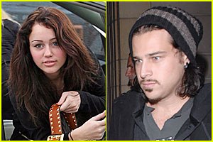 Miley Cyrus Crushes on Ryan Cabrera