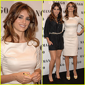 Penelope & Monica Cruz for MNG