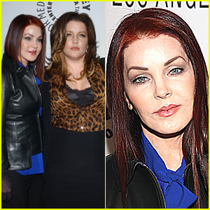 Priscilla Presley is All Shook Up