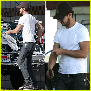 Shia LaBeouf: Welcome to the Car Wash