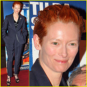 Tilda Swinton is a Julia Jewel