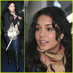 Vanessa Hudgens: I Left My Heart in LA