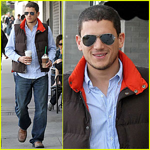 Wentworth Miller is Simply the Vest   Wentworth Miller ...
