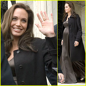 Angelina Jolie Joins the Washington Club