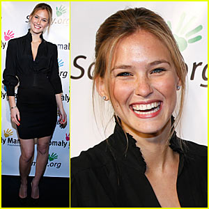 Bar Refaeli Wants to End Human Trafficking