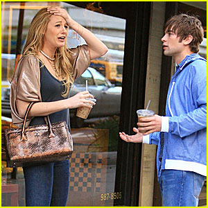 Chace Crawford: Blake Lively is a Cry Baby