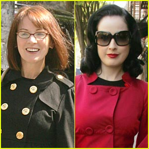 Dita Von Teese: Meet My Mom!