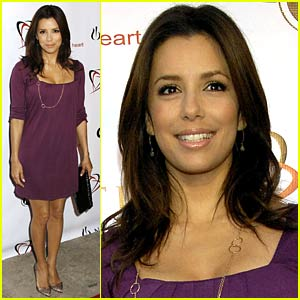 Eva Longoria Has a Big Heart