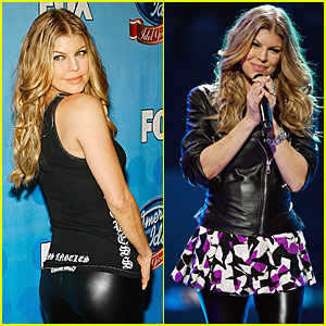 Fergie @ Idol Gives Back
