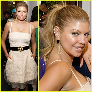 Fergie For the Ludacris Foundation