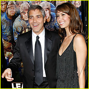 George Clooney @ Leatherheads Premiere