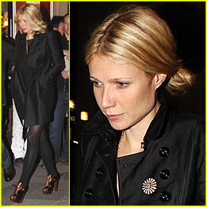 Gwyneth Paltrow Enjoys the Berlin Breeze
