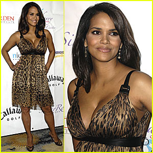 Halle Berry Debuts Post-Baby Body