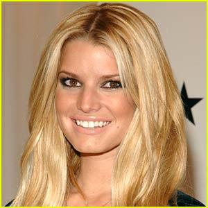 Jessica Simpson's Stamp of Approval