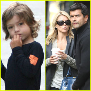 Joaquin Consuelos Gets Some TLC