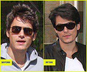 John Mayer's New Hairdo -- YAY or NAY?