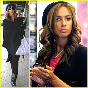 Leona Lewis Loves MACs