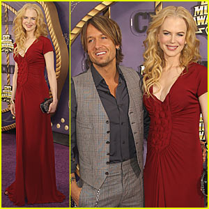 Nicole Kidman - CMT Music Awards 2008