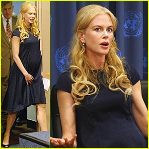 Nicole Kidman: Say No To Violence Against Women