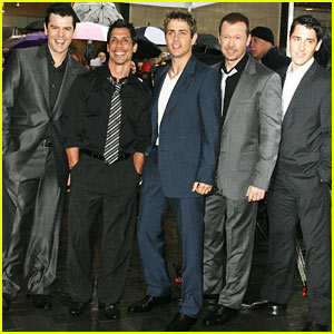 NKOTB Reunion on 'The Today Show'