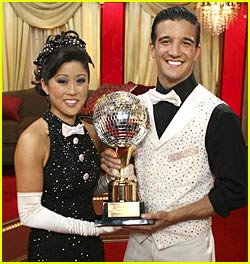 Kristi Yamaguchi Wins Dancing With The Stars