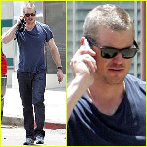 Eric Dane Has a New Short Do