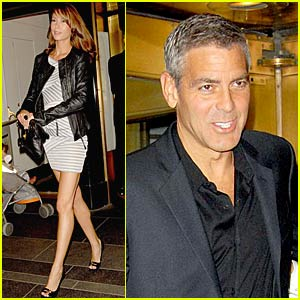 George Clooney Celebrates His 47th