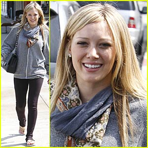 Hilary Duff's Shopping Wars