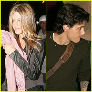 Janiston = Jennifer Aniston + John Mayer