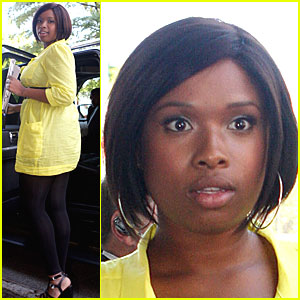 Jennifer Hudson's Eyes Wide Open