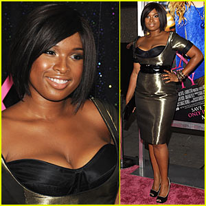 Jennifer Hudson is a Purse Girl