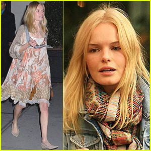Kate Bosworth is a Shopping Warrior