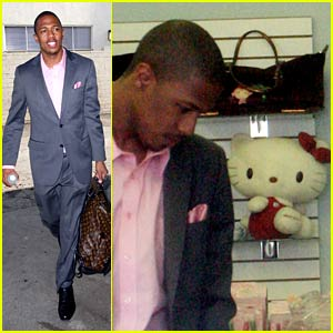 Nick Cannon: Hello Kitty!