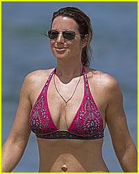 Sarah McLachlan is a Bikini Babe
