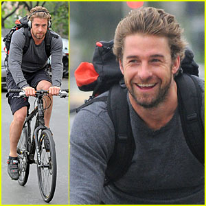 Scott Speedman is a Bicycle Boy