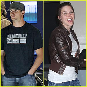Sophia Bush & James Lafferty: Couple Going Strong?