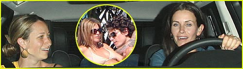 Jennifer Aniston & John Mayer's Madeo Meal