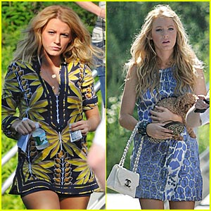 Blake Lively is Southampton Sexy