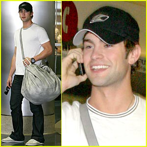 Chace Crawford: I Never Watched American Idol