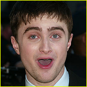 Daniel Radcliffe is Tony Awards Surprised